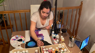 Paint Night with Michelle