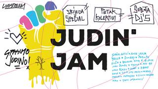 Judin Jam: DJ Saturday