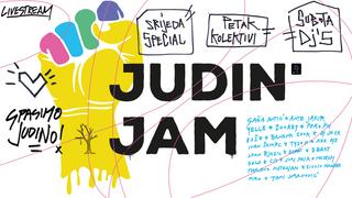 Judin Jam w/ DJ Jock