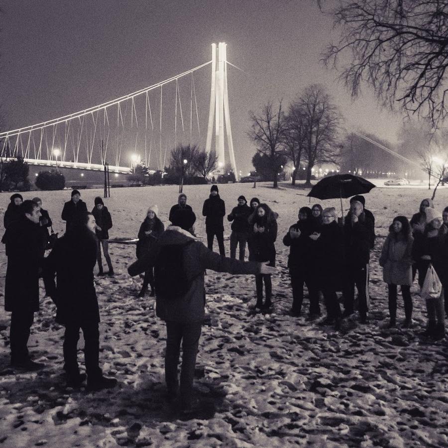 International Poetry Festival: 50 Poems for Snow